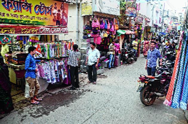 Burrabazar market