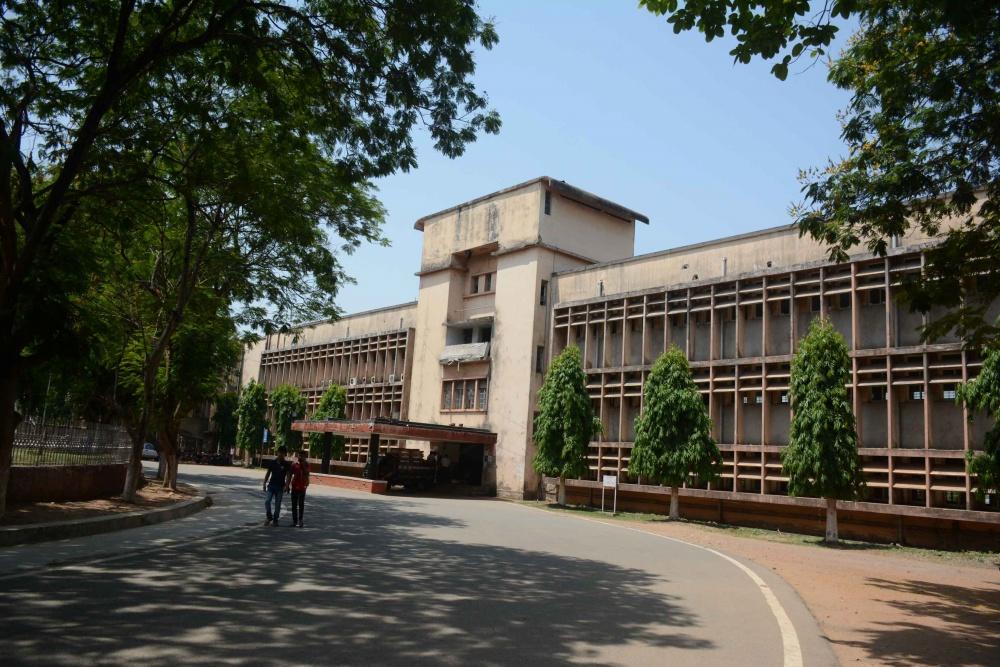 The NIT campus at Adityapur in Seraikela- Kharsawan district
