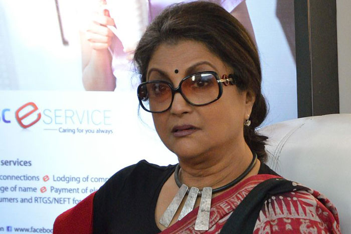 "Aparna Sen said it was ""surprising"" that despite being Indian citizens, they did not have the independence to move about freely in their own country."