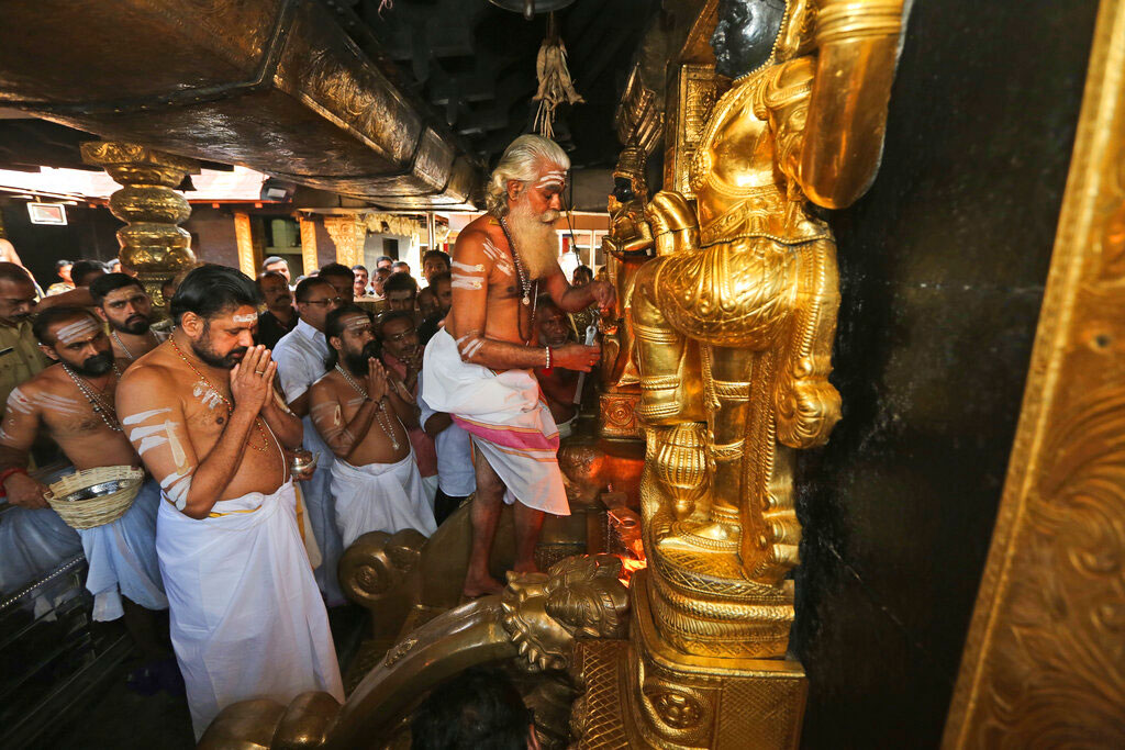 Courts can't decide  on faith: Lord Ayyappa Devotees