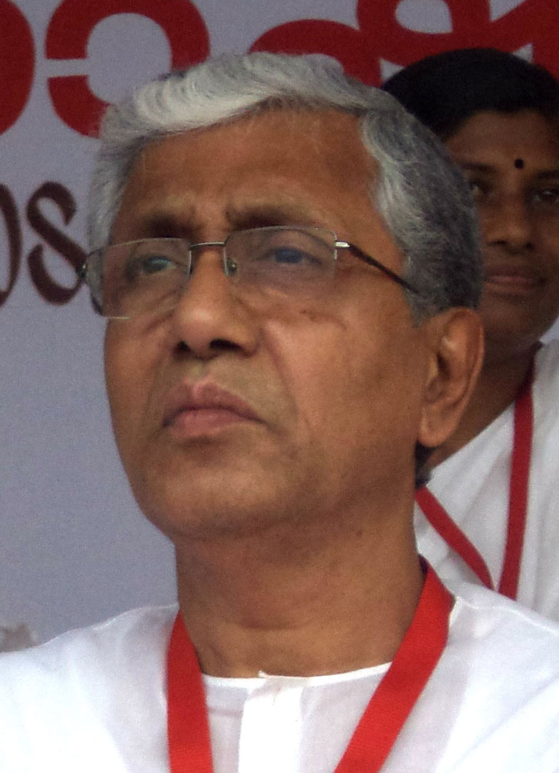 On Wednesday, Opposition and former chief minister Manik Sarkar had visited another local committee office at Dhaleswar, which was burnt in the wee hours of the same day.