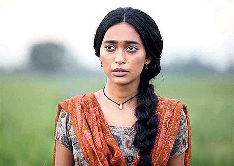 Sayani as Gaura in 'Article 15'