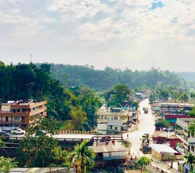 Meghalaya village seeks Bangla power