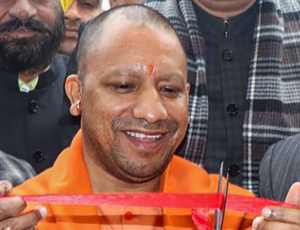 The Yogi Adityanath government has been accused of framing against him false charges of participating in protests when he was already in police custody