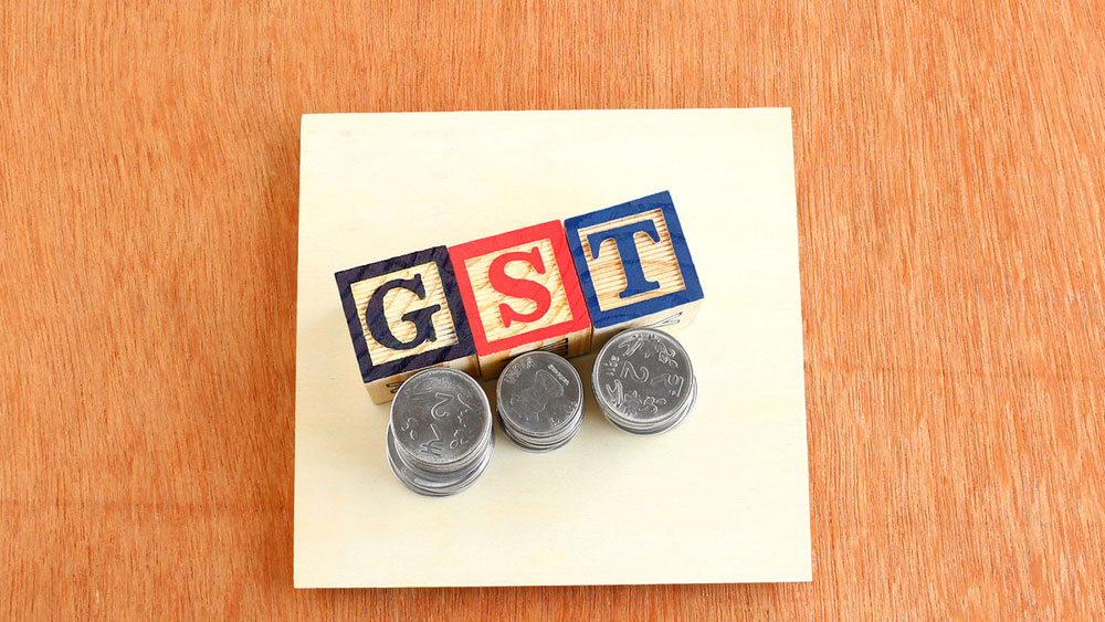 The government has collected Rs 8,71,043 crore as GST during the first nine months of this financial year