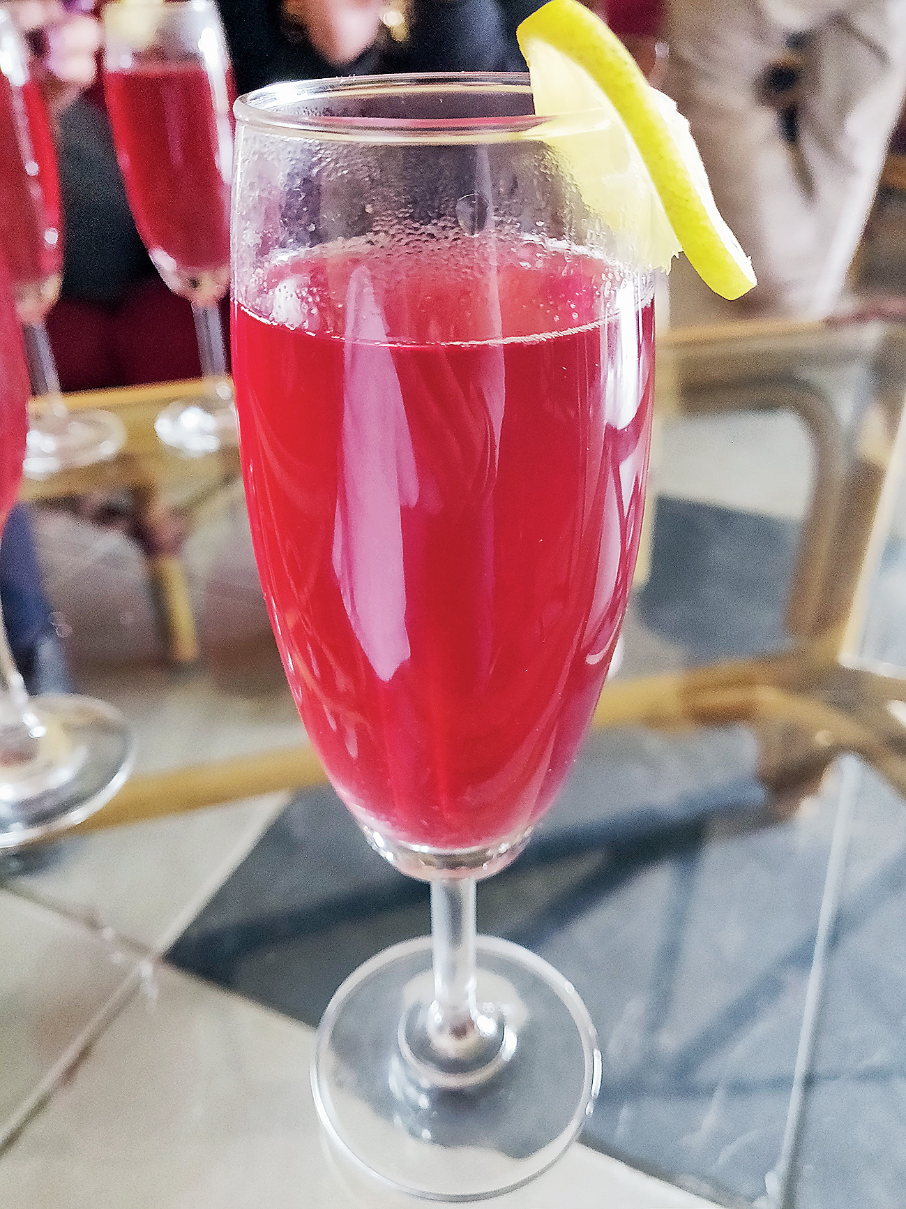 Buransh, made of rhododendron juice