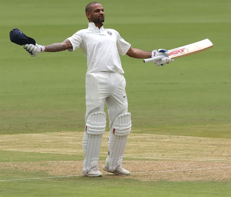 Delhi will miss the services of Shikhar Dhawan in the next match against Punjab