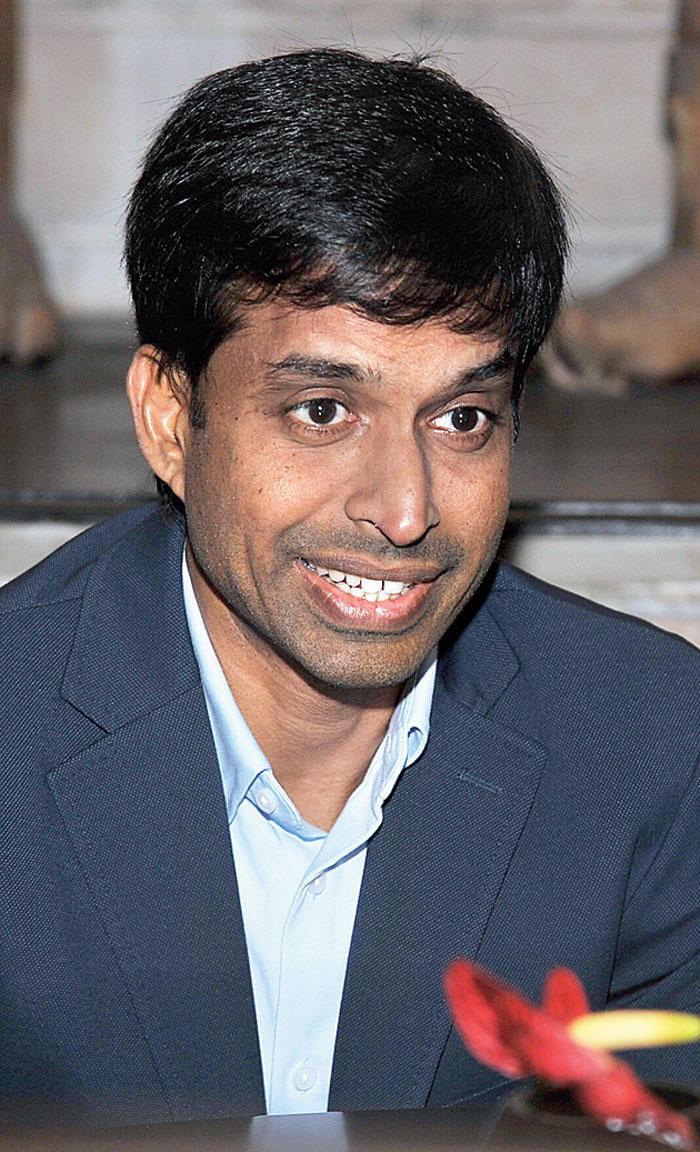 Pullela Gopichand on Friday