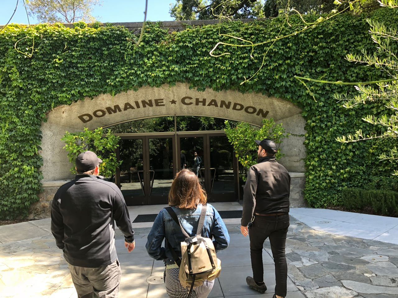 Domaine Chandon (DC), part of the Moet & Chandon group, also has a winery in India