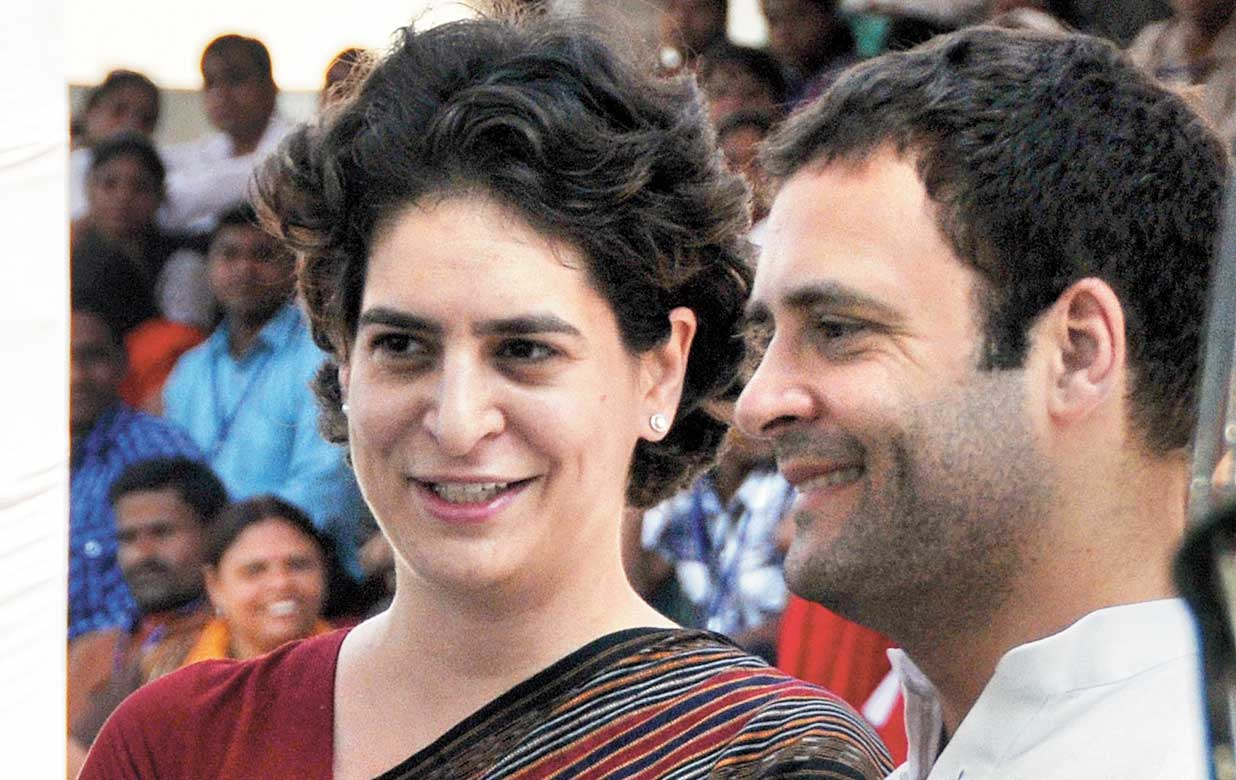Hopes leap past party frailties with Priyanka's entry