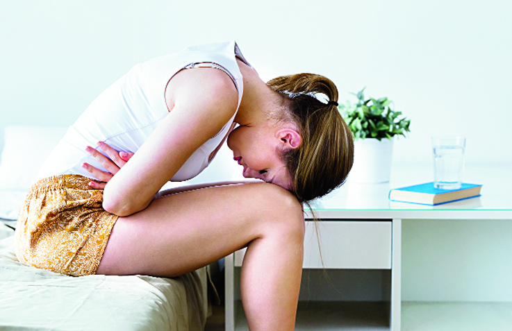 Many women first learn the cause of their symptoms when they fail to become pregnant.