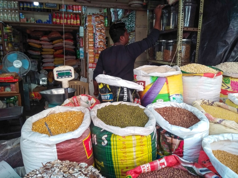 Is the government at all interested in ensuring good food for the poor?