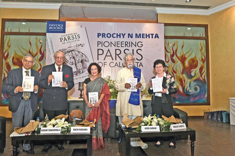 'Treasure trove' of pioneering Parsis