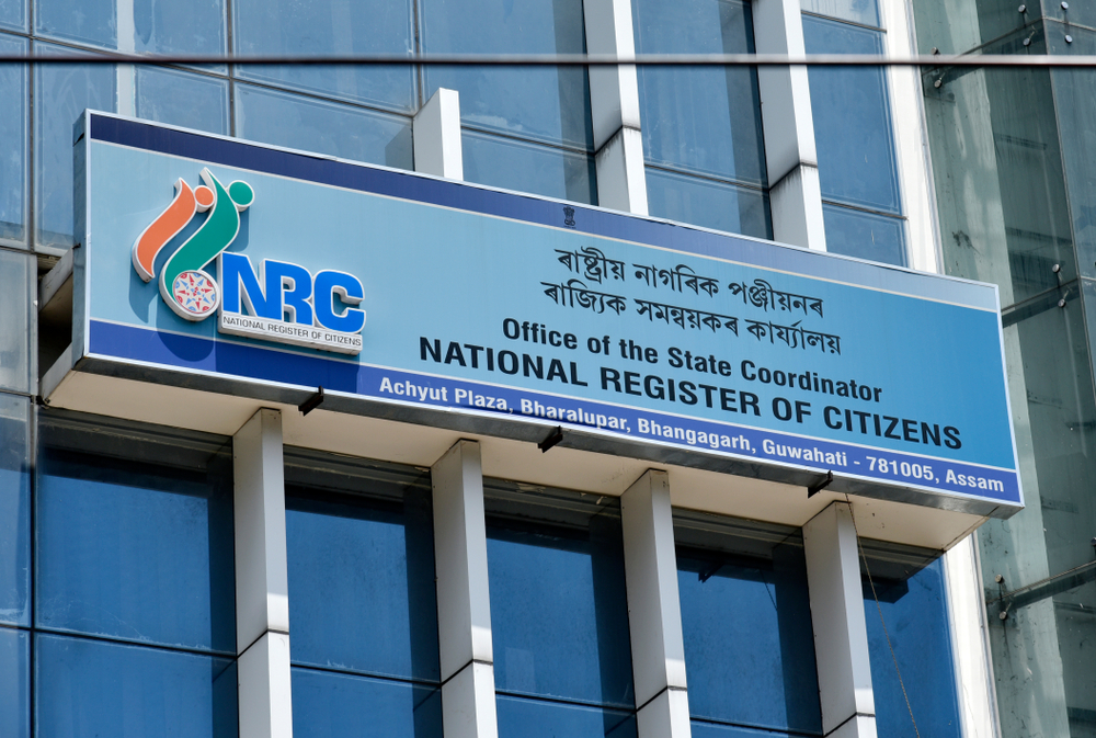 1000 names to be dropped from NRC