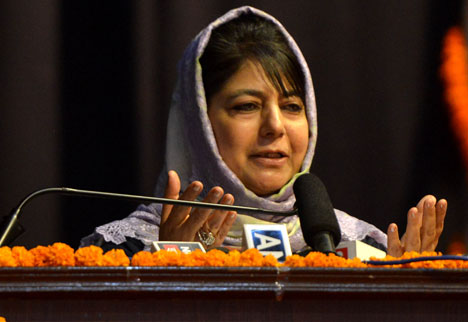 Mehbooba uncle quits