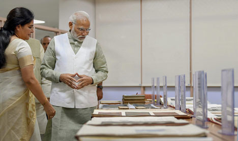 BJP cites voters in DeMo defence