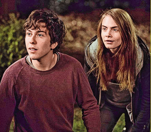 Paper Towns Trailer Is A YA Book-To-Movie Masterpiece