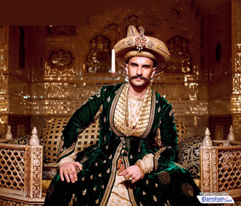 The Bajirao Look Telegraph India